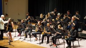 "Kalamazoo College Jazz Band Presents ""Déjà vu"""