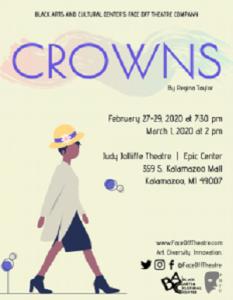 Crowns by Regina Taylor