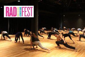 Down Dog Yoga Center - March Art Hop 2020
