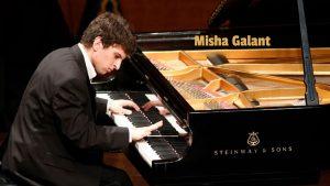 Misha Galant, 2020 Gilmore Young Artist, piano