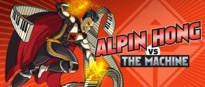 Alpin Hong vs. The Machine