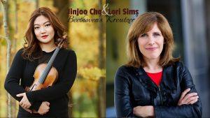 Lori Sims and Jinjoo Cho