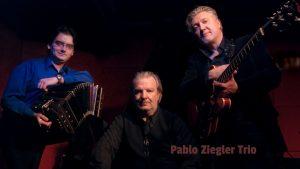 Pablo Ziegler Jazz Tango Trio