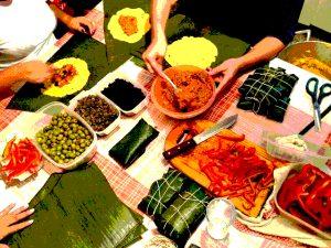Destination Venezuela: Cooking Class - Hallacas(Postponed)