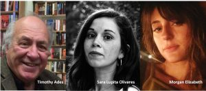 An Evening of Venezuelan and American Poetry(Postponed)