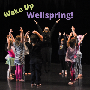 Wake Up Wellspring! (Free Virtual Class)
