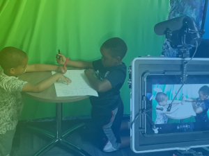 Stop Motion Animation, Ages 8+