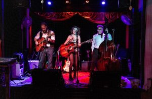 Celeste Allison Trio