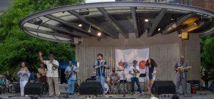 August 6 - Al Hight & M 6 - West- Rhythm & Blues