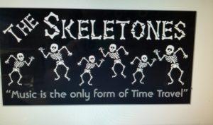 July 22 - The Skeletones