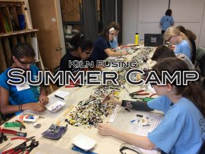 Virtual Summer Glass Camp