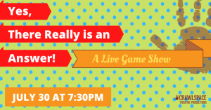 Yes, There Really is an Answer – Game Show