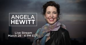 Virtual Special Event - Angela Hewitt