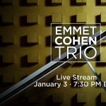 Virtual Jazz Club - Emmet Cohen Trio
