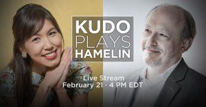 Virtual Special Event - Kudo Plays Hamelin, Interv...
