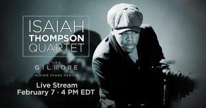 Virtual Rising Stars - Isaiah J. Thompson Quartet