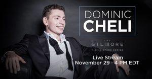 Virtual Rising Stars - Dominic Cheli