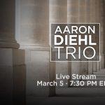 Virtual Jazz Club - Aaron Diehl Trio