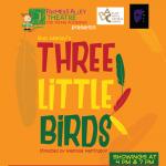 Bob Marley's THREE LITTLE BIRDS - In Bronson Park!