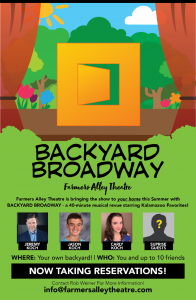 Backyard Broadway