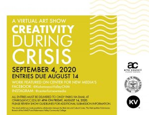 2020 Creativity During Crisis Virtual Art Show