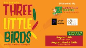Bob Marley's THREE LITTLE BIRDS - In La Crone Pa...