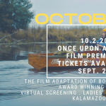"Virtual ""Once Upon a River"" Film Premiere"
