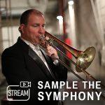 Sample the Symphony: September