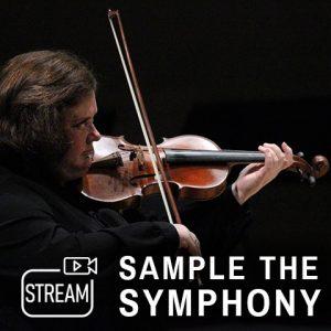 Sample the Symphony: October