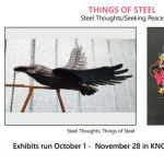 Things of Steel & Alynn Guerra: Artists in the Glen Vista