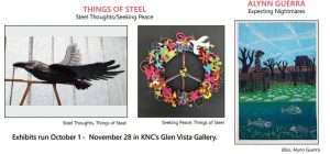 Things of Steel & Alynn Guerra: Artists in the...