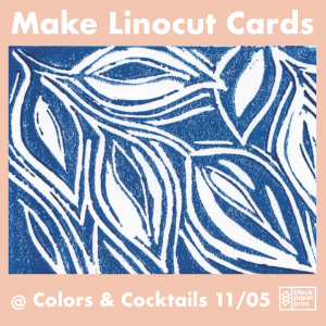 Create Linocut Cards