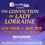 THE CONVICTION OF LADY LORRAINE: A TELEPLAY