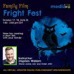 Family Film Fright Fest