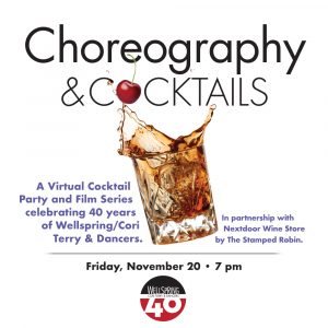 Choreography and Cocktails