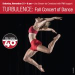 TURBULENCE: Fall Concert of Dance (Live Stream)