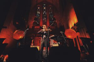Andrew Bird's Gezelligheid on Performance Now! Livestream