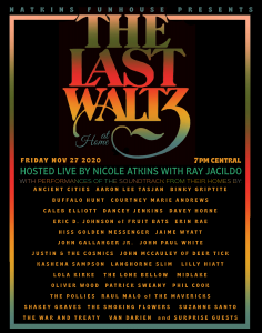 Natkins Funhouse Presents: The Last Waltz At Home ...