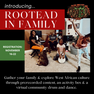 Rootead in Family Registration