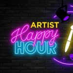 December 16 Artist Happy Hour