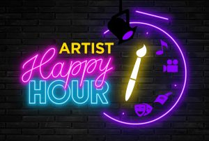 December 16 Artist Happy Hour