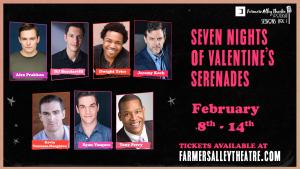 Seven Nights of Valentine's Serenades