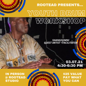 Youth Drum Workshop
