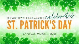 Downtown Kalamazoo St. Patrick's Day Celebration
