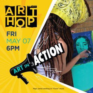 Art Hop - May 7, 2021