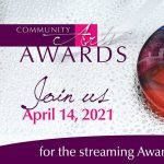 Community Arts Awards Virtual Celebration
