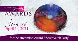 Community Arts Awards Virtual Celebration