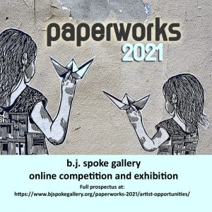 Paperworks 2021 (Online Art Competition)