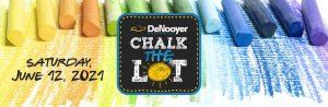 Chalk the Lot