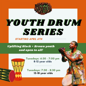 Rootead Youth Drum Series